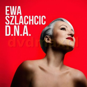 Pop D.N.A. CD Ewa Szlachcic -50% nowa w folii