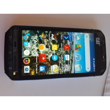 Telefon smartfon cat s60 flir