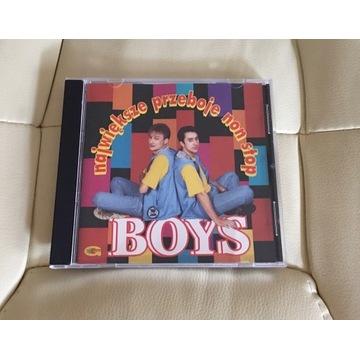 Boys - Największe Przeboje Non Stop CD