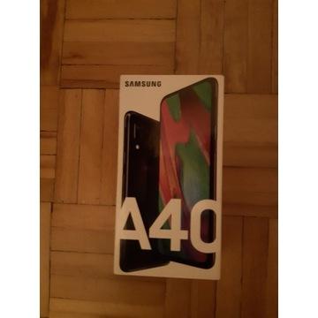 Samsung Galaxy A40             4GB-64GB