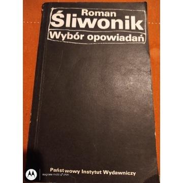 Książka Roman Śliwonik - wybór opowiadań