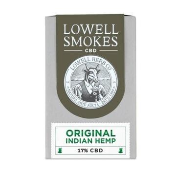 Marihuana LOWELL SMOKES - Original Indian Hemp