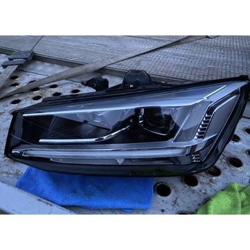 Audi Q2 FULL LED lewa 81A 941 033 Nie Naprawiana