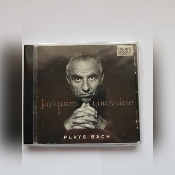 Jacques Loussier plays Bach   (Telarc)