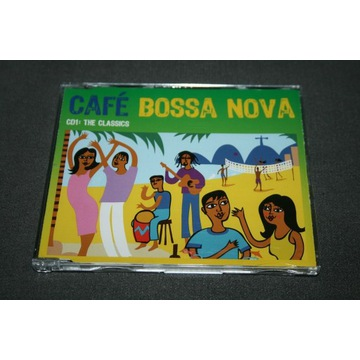 CD Cafe Bossa Nova CD1: The Classics