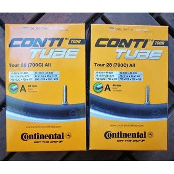 Dętka Continental 28 cali 700C 622mm rowerowa