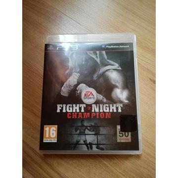 Fight Night Champion / PS3 - ideał