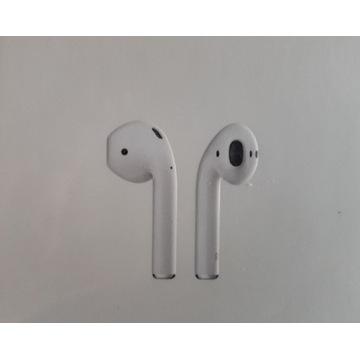 Słuchawki bezprzewodowe Apple AirPods 2 MV7N2ZM
