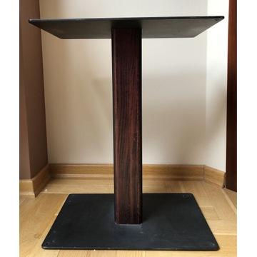 Stojak stand pod kolumnę centralną metalowy