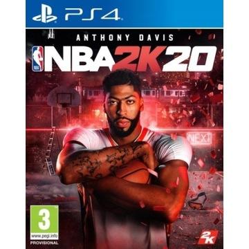 NBA 2K20 PS4 NBA2K20 PLAYSTATION 4