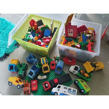 Lego Duplo - duży zestaw