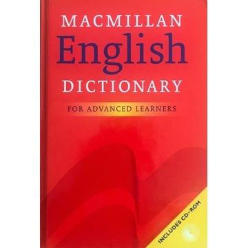 Macmillan słownik angielsko-angielski