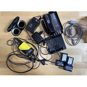 Kamera Sony HDR-SR12E + baterie i akcesoria