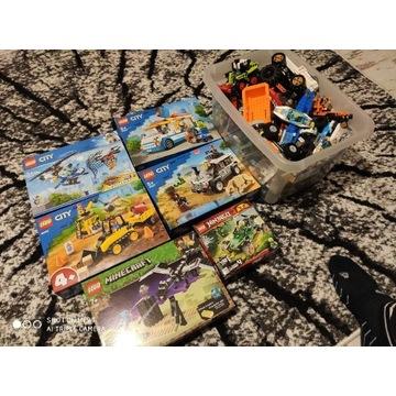 LEGO luz,LEGO City,LEGO Minecraft,LEGO Ninjago