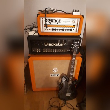 Head Lampowy Orange Rockerverb 50 MKII