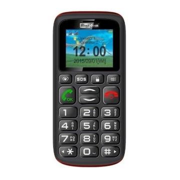 Telefon Komórkowy MaxCom MM428 czarny