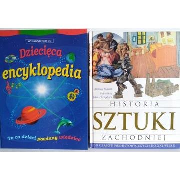 Dziecięca Encyklopedia Historia sztuki zachodniej