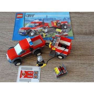 7942 Lego City Terenowa ekipa ratunkowa