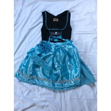 Sukienka, przebranie na Helloween