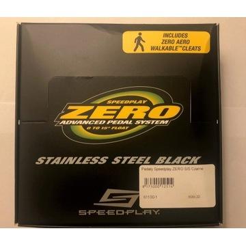Pedały Speedplay Zero S/S Czarne