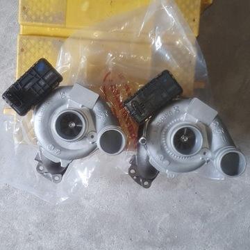 Turbosprężarka Sprinter w906 319 314 316 3.0 2.2