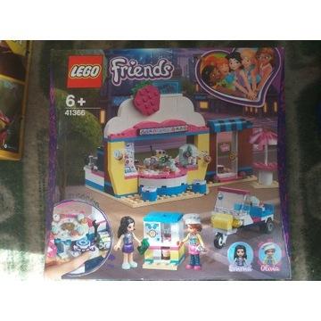 LEGO Friends Cukiernia z babeczkami Olivii 41366