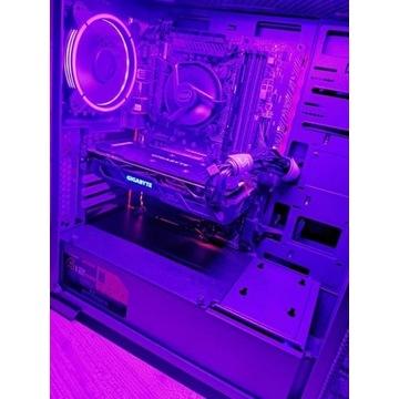 Komputer i5-6600k/RX 570/Z170/8GB 3200 CL16/256GB