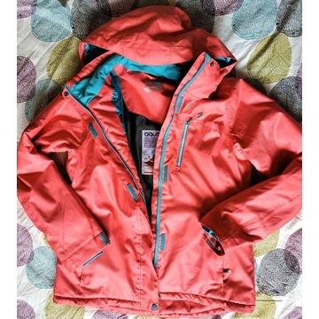 Kurtka narty/snowboard koralowa 4F XL 42/44