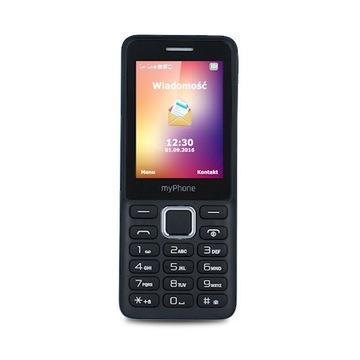 Telefon myPhone 6310 czarny nowy GWARANCJA + FV