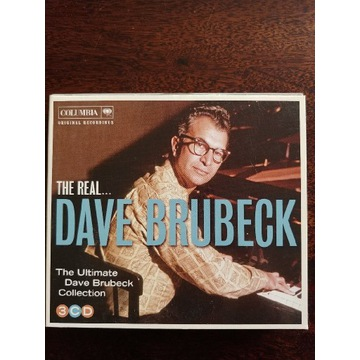 The Real Dave Brubeck 3CD Ultimate Collection