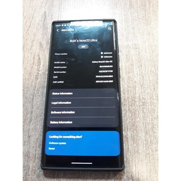 Samsung Galaxy Note 20 Ultra 5G SM-986B/DS