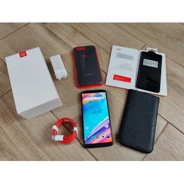 Smartfon OnePlus 5T 8 GB / 128 GB czarny