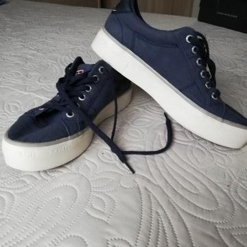 **Napapijri** Sportowe buty damskie, koturn 39