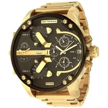 Zegarek DIESEL Dz7333, nowy, z pudełkiem