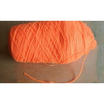 Włóczka pomarańczowa