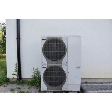 Pompa ciepła powietrze-woda .