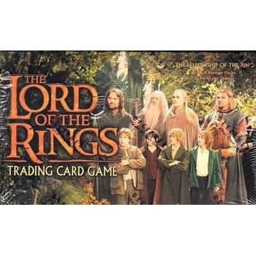 LOTR TCG - FOTR - zestaw 994 kart C i U