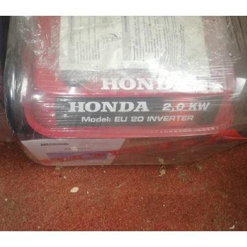 Agregat pr膮dotw贸rczy Honda 2,0 Model:EU 20Intervel