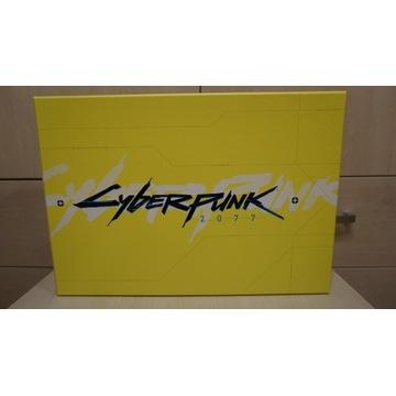 Walizka z edycji kolekcjonerskiej Cyberpunk 2077