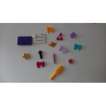 Lego zestaw małych elementów