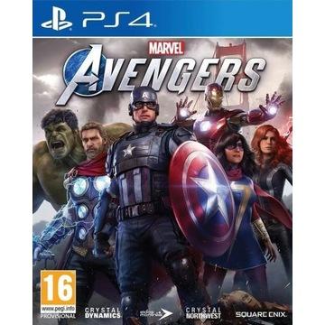 Marvel's Avengers PS4 PL Dubbing