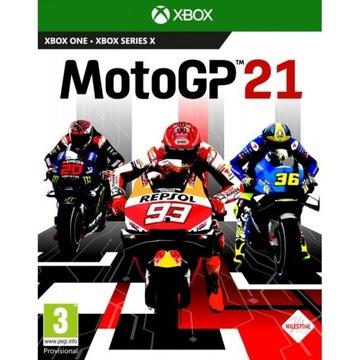 MotoGP 21 Xbox One/Series KLUCZ