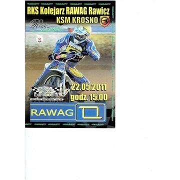 RAW-KRO 2011