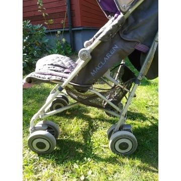 Wózek Maclaren Techno XLR + dodatki