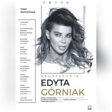 Bilety Edyta Górniak Akustycznie - Szczecin 12 gru