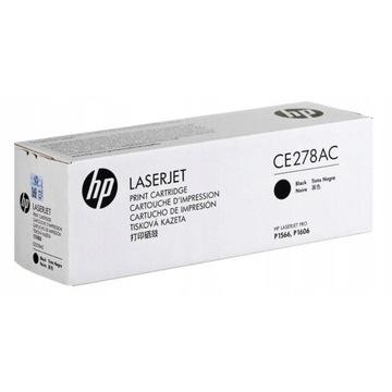 Toner HP - CE278AC oryginalny