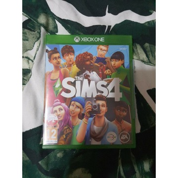 The Sims 4 Xbox One PL