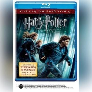 Harry Potter i insygnia śmierci część 1 BLU-RAY