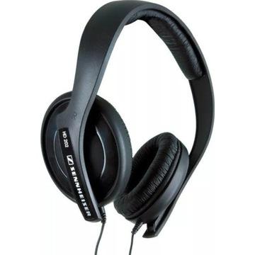 Sennheiser HD202 Słuchawki DJ