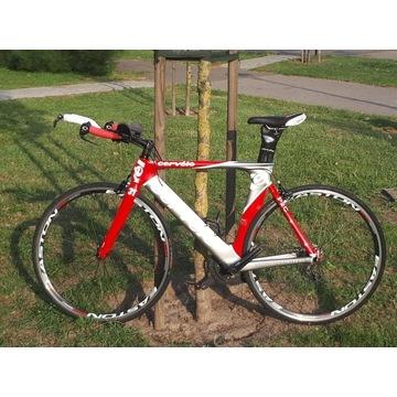 Rower TRIATHLONOWY czasowy szosowy Carvelo P2 51cm
